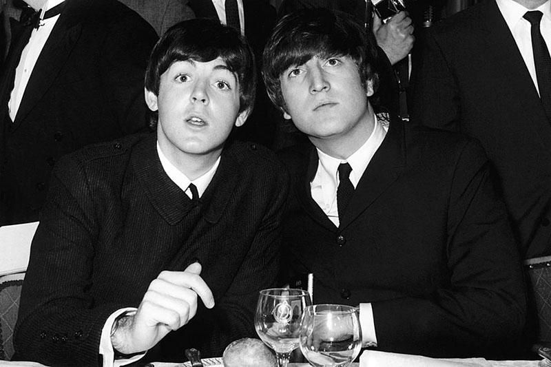 Lennon és Paul McCartney