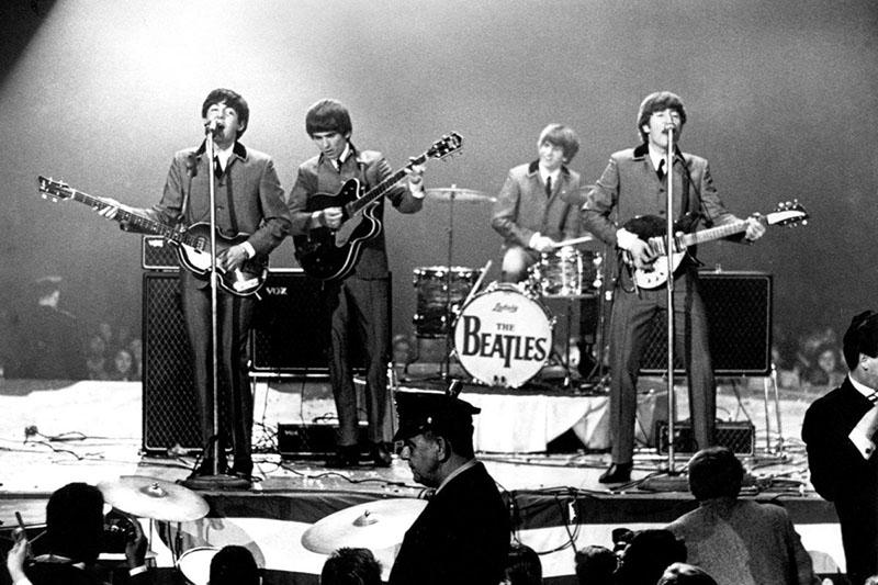 Egy kései Beatles-koncert