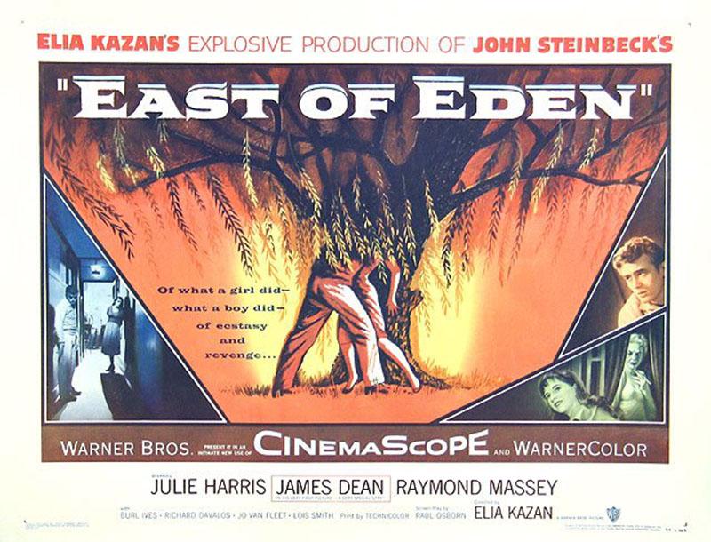 Elia Kazan filmadaptációjának plakátja