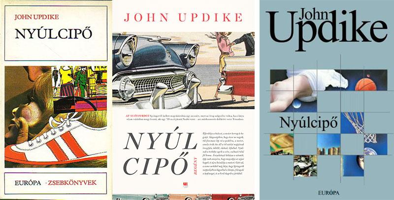 John Updike: Nyúlcipő