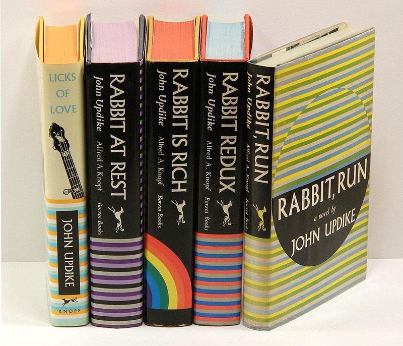 A Nyúl-sorozat első kiadásai