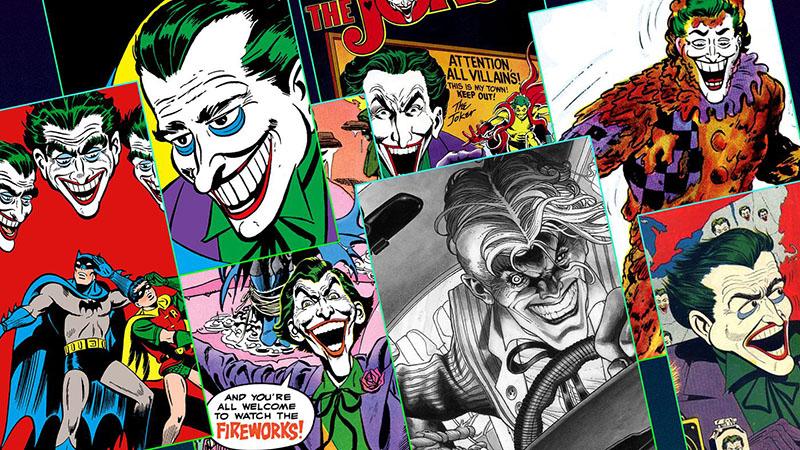 1975 után kap ismét önálló sorozatot Joker figurája