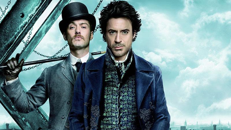 Jön a harmadik Sherlock Holmes-film