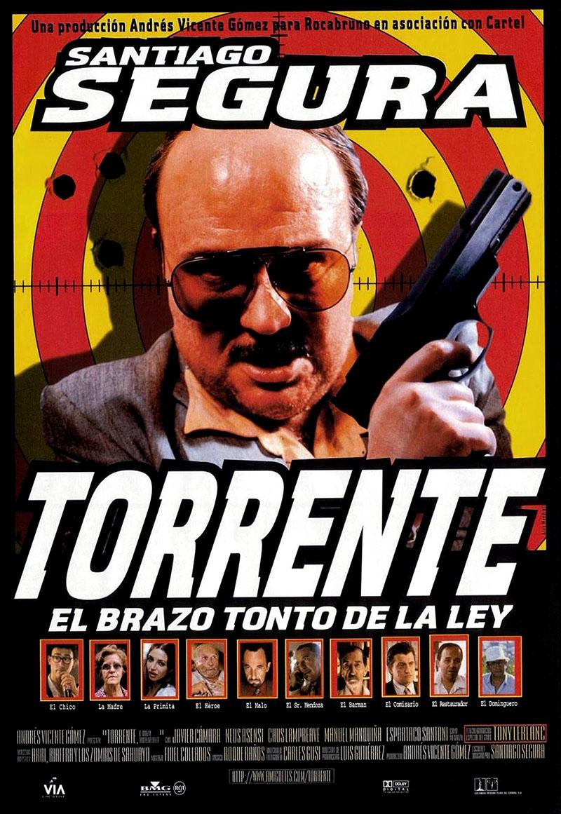Torrente - A törvény két balkeze