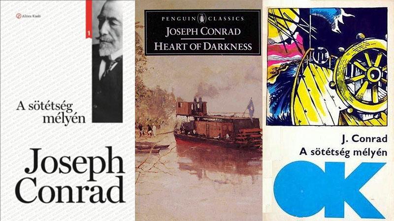 Conrad regénye magyarul is számtalan kiadást megélt
