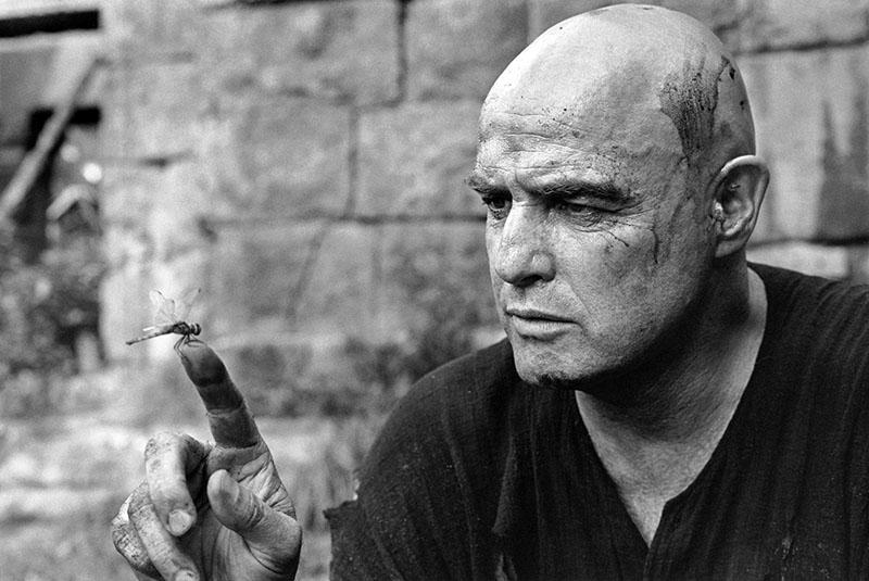 Marlon Brando az Apokalipszis most-ban