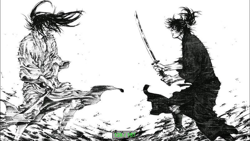 Eidzsi munkái a japán és kínai hagyományokból táplálkoznak