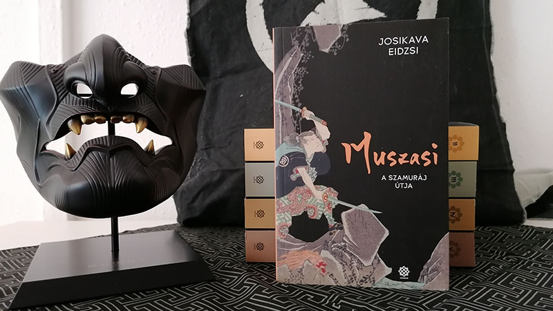 A magyar is megjelent teljes Muszasi-sorozat