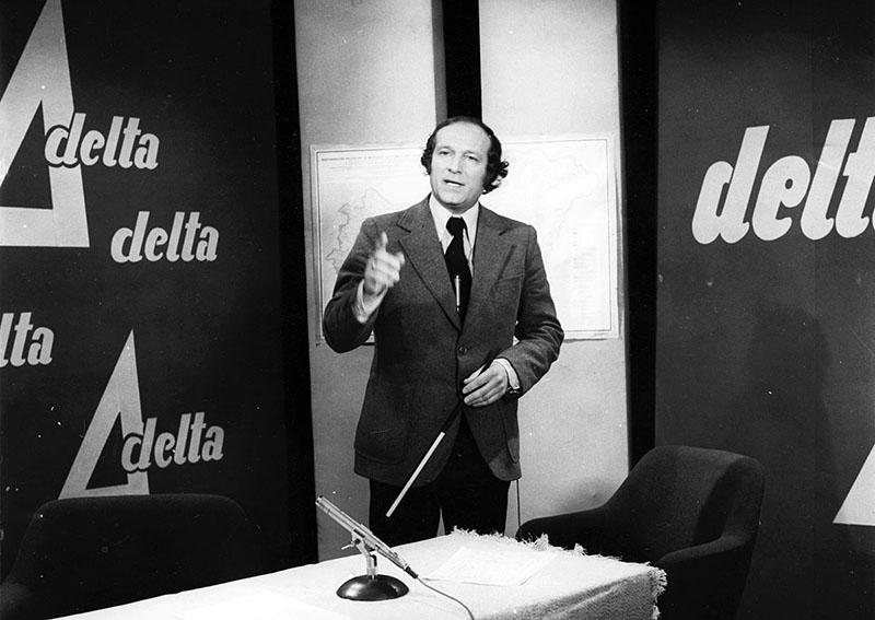 A Magyar Televízió Delta című műsorában