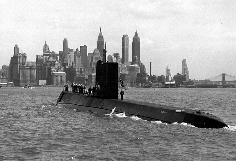 A USS Nautilus, az USA első atommeghajtású tengeralattjárója nem véletlenül kapta ezt a nevet