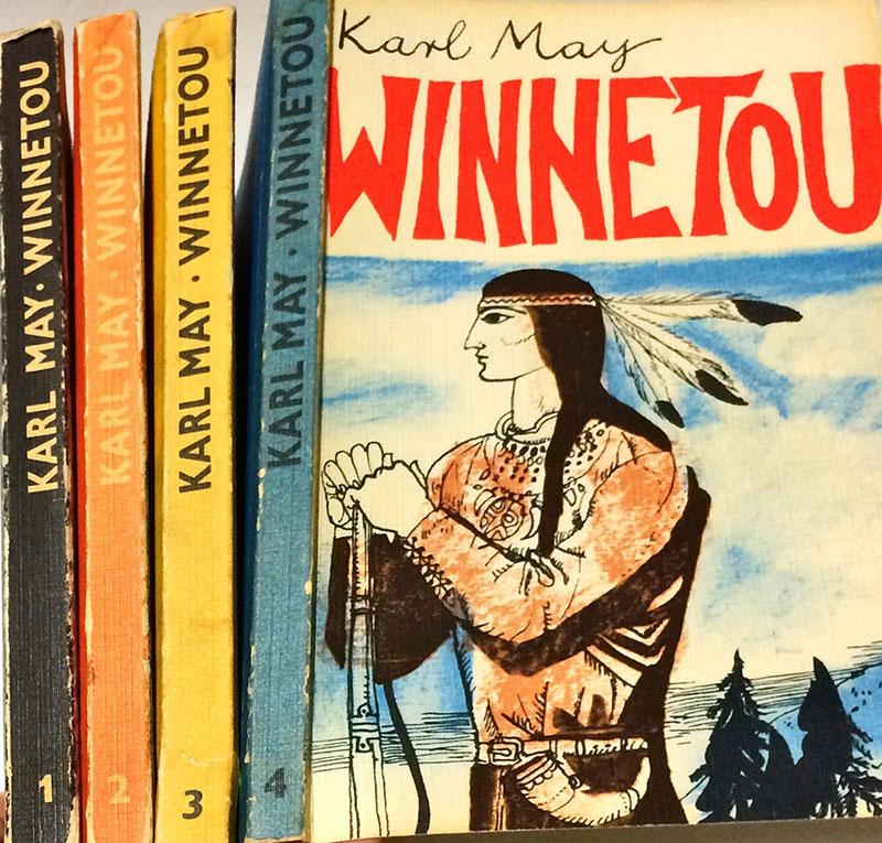 A Winnetou egyik leghíresebb magyar kiadása