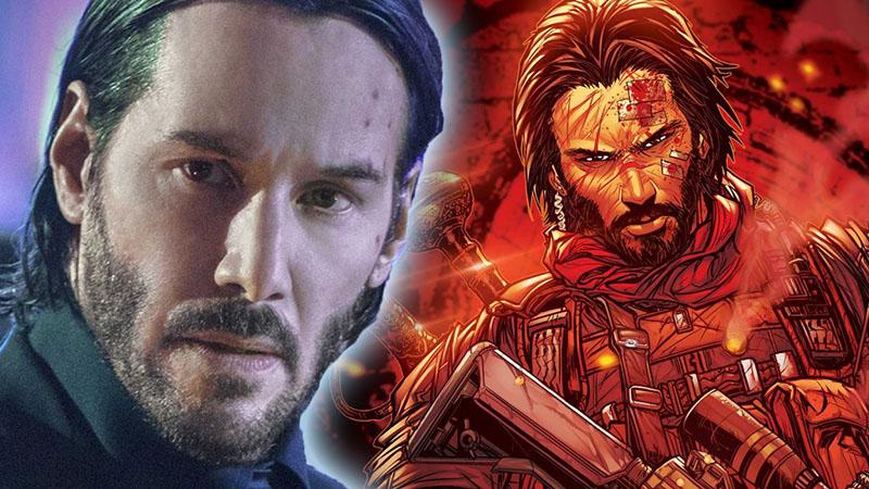 Keanu Reeves lesz Keanu Reeves