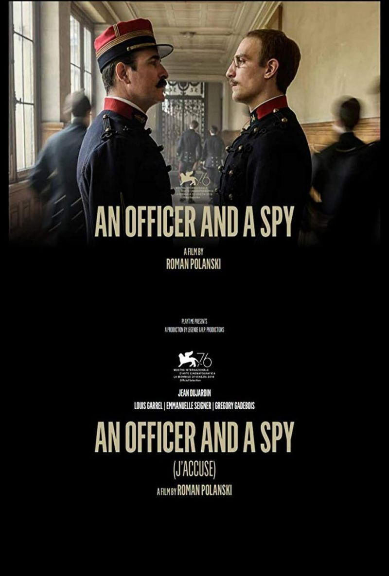 Tiszt és kém – A Dreyfuss-ügy