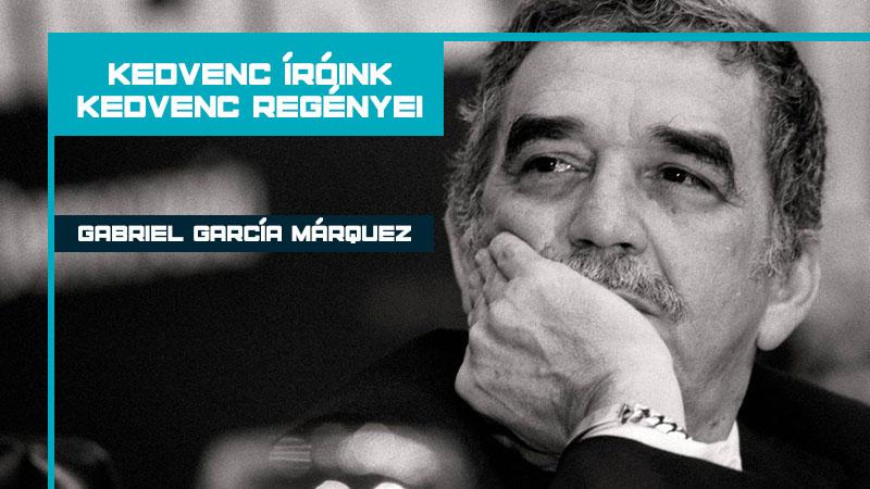 Gabriel García Márquez kedvencei