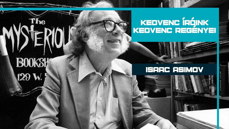 Isaac Asimov kedvencei