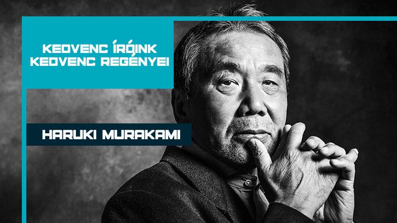 Haruki Murakami kedvencei