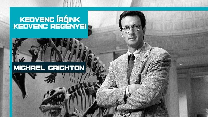 Michael Crichton kedvencei