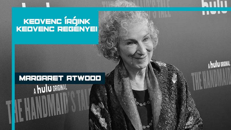 Margaret Atwood kedvencei