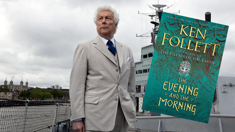 Ken Follett előzményregényt írt A katedrálishoz