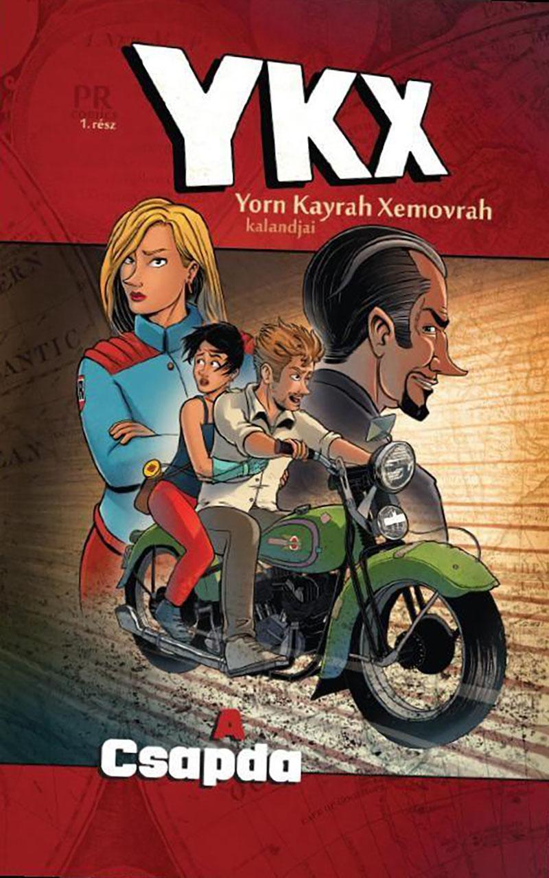 YKX – Yorn Kayrah Xemovrah kalandjai