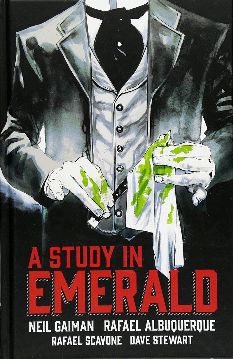 Smaragdzöld tanulmány