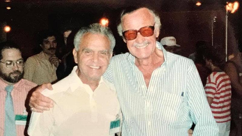 Jack Kirby és Stan Lee
