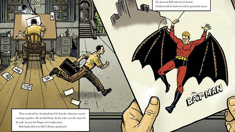 Bob Kane és a Batman-ügy