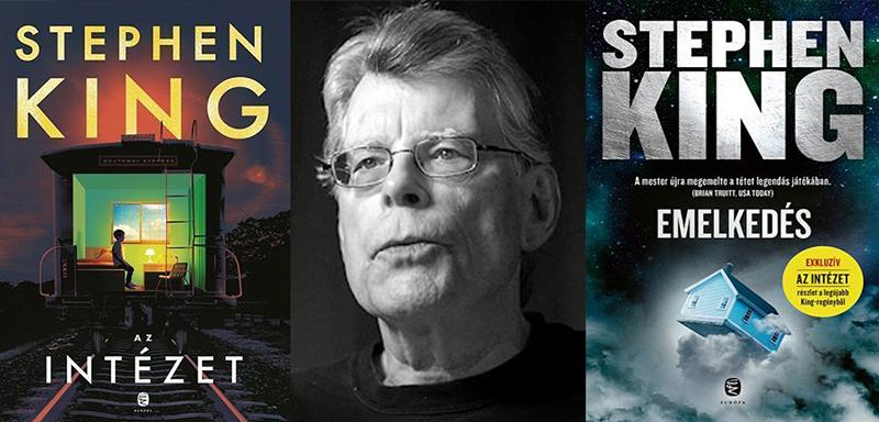 Első félévben két új King-regény is kapunk