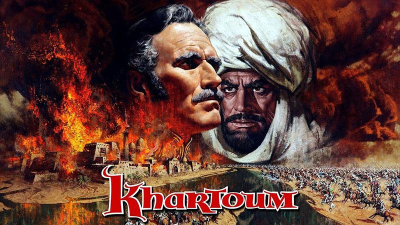 Khartoum - A Nílus városa (1966)