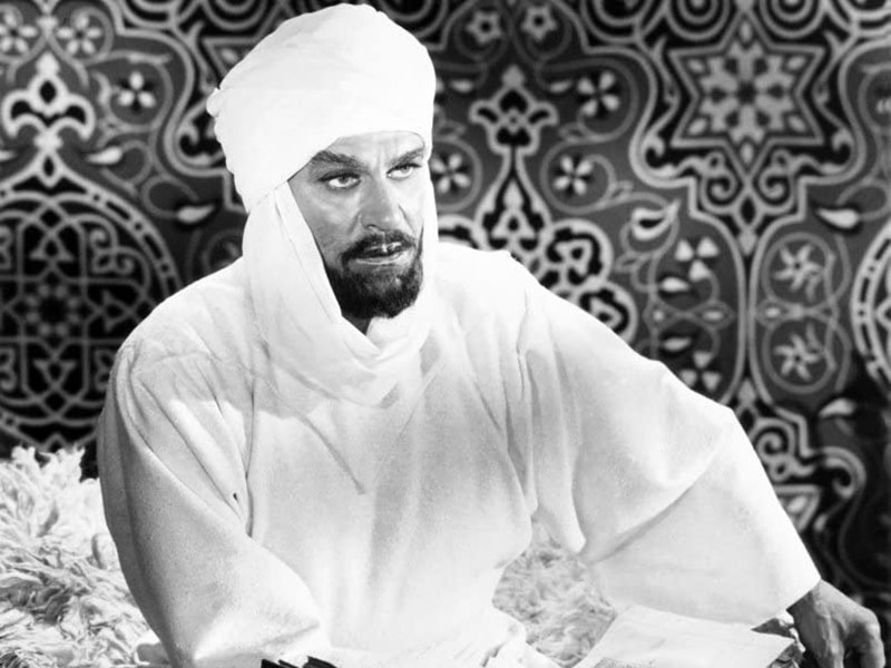 Laurence Olivier sokat vitatott szerepe