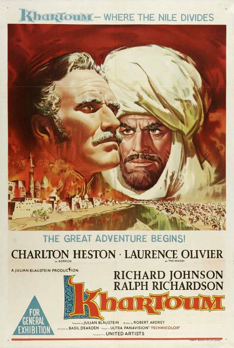 A Khartoum eredeti plakátja