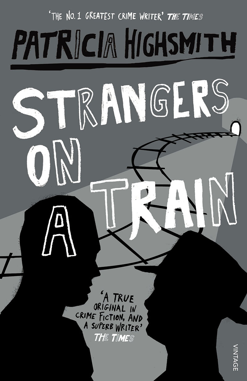 Patricia Highsmith: Két idegen a vonaton