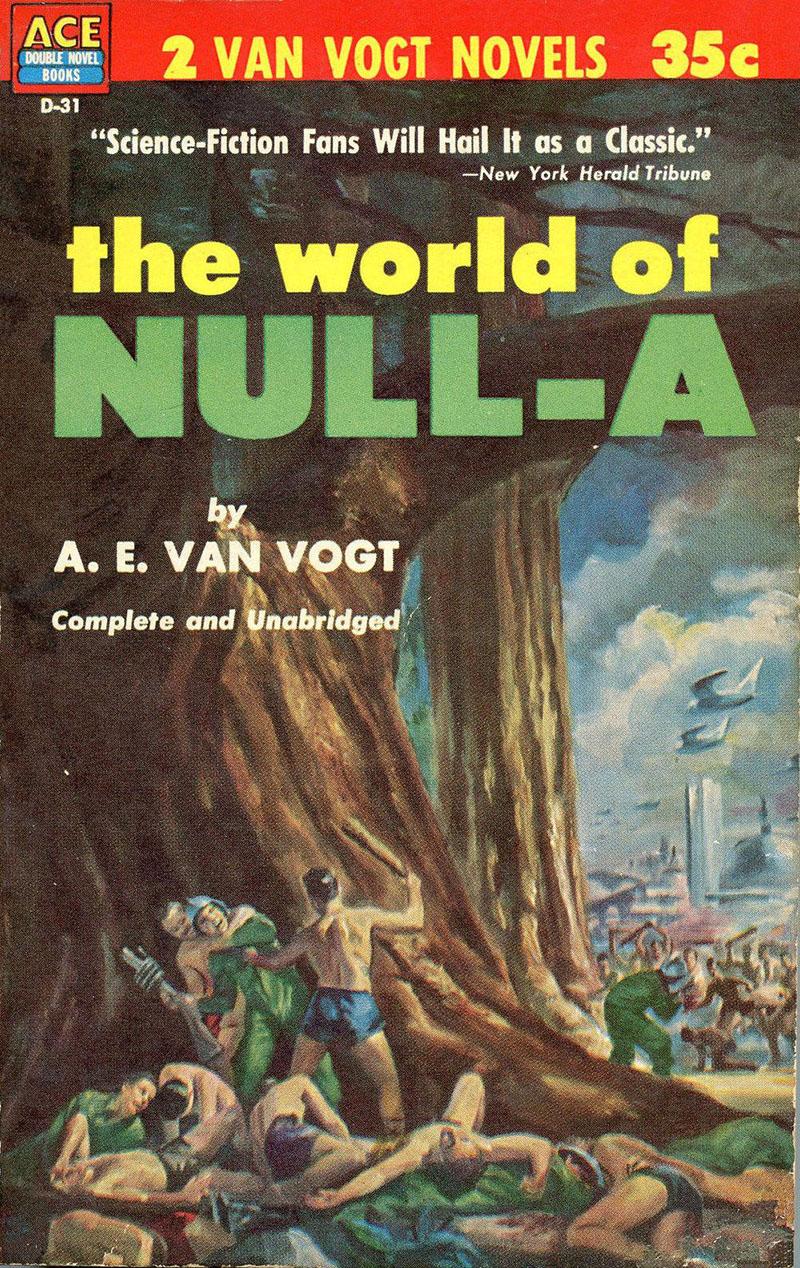A. E. van Vogt: A nulla-A világa