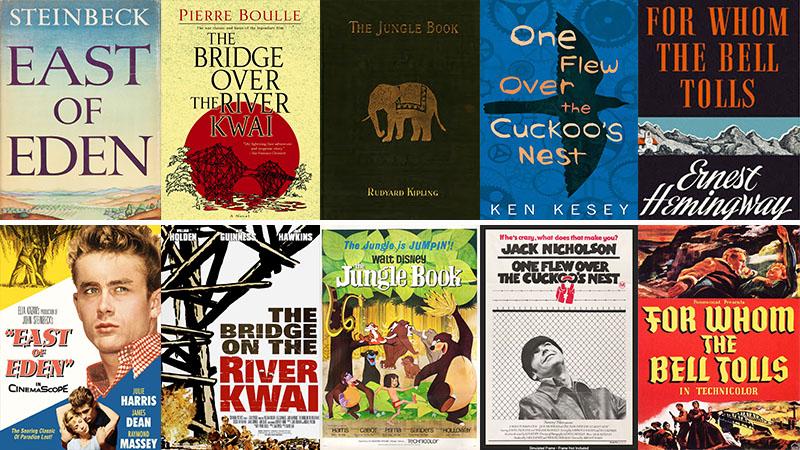Klasszikus regények klasszikus filmváltozata