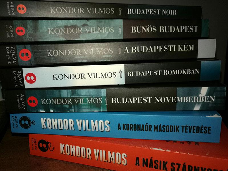A Kondor-regények népszerűsége töretlen maradt az elmúlt tíz évben