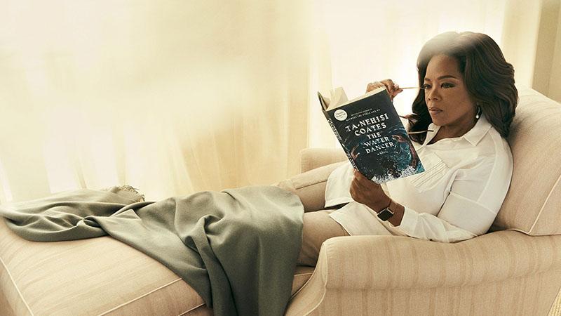 Akinek a kötete bekerül Oprah könyvklubjába, az sikerre van ítélve