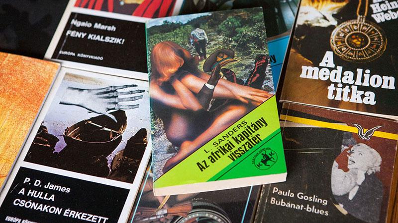 Könyvsorozatok a rendszerváltás előttről