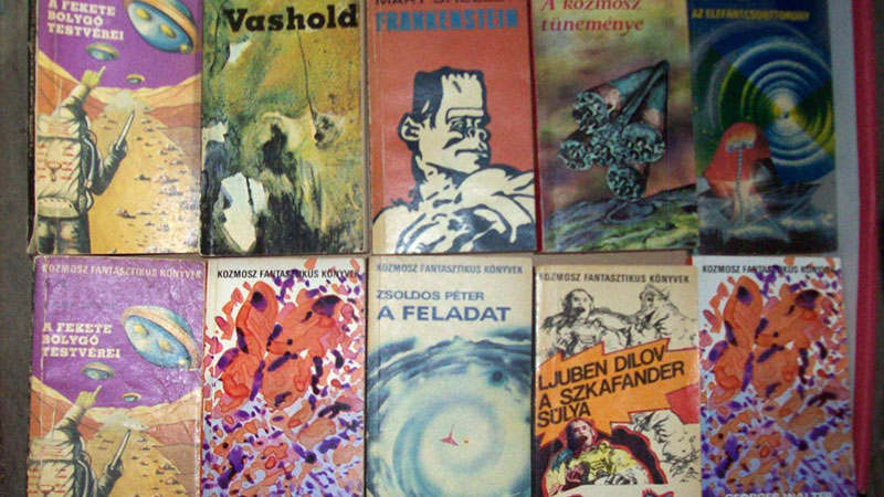 Kozmosz Fantasztikus Könyvek