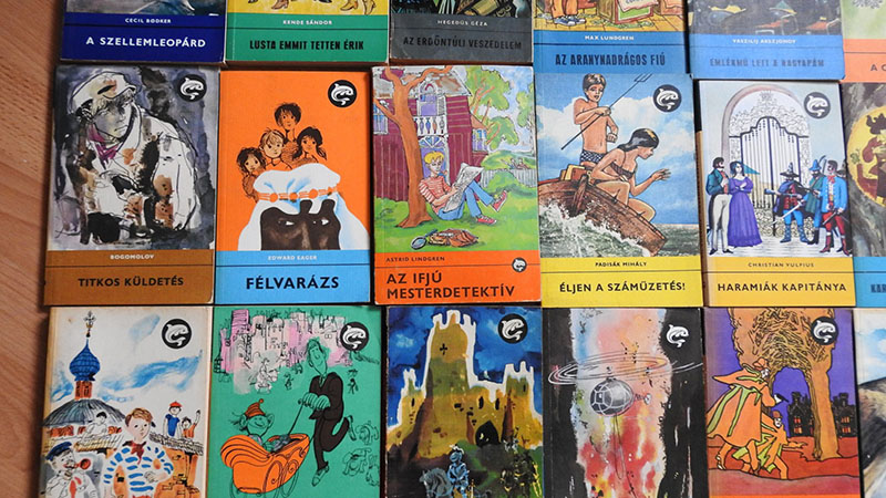 Delfin Könyvek