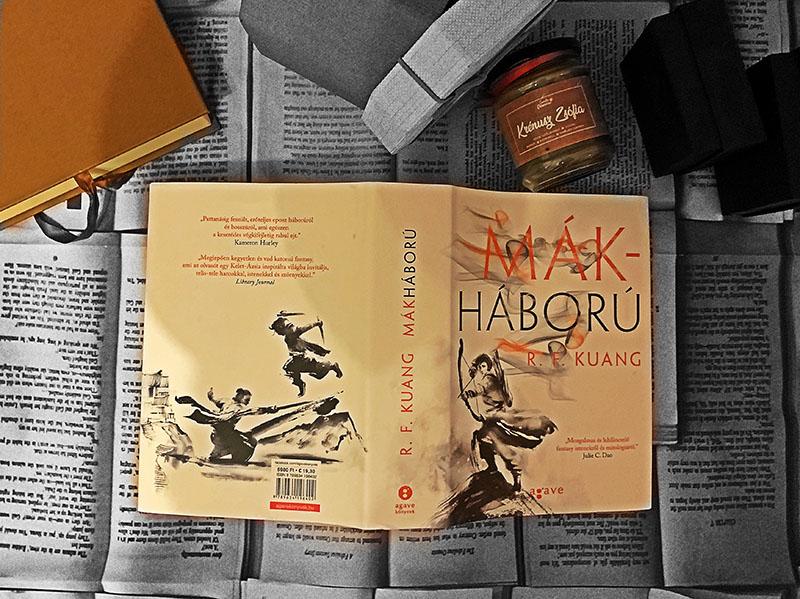 R. F. Kuang Mákháborúja jó példa az olvasás iránti érdeklődés kiváltása