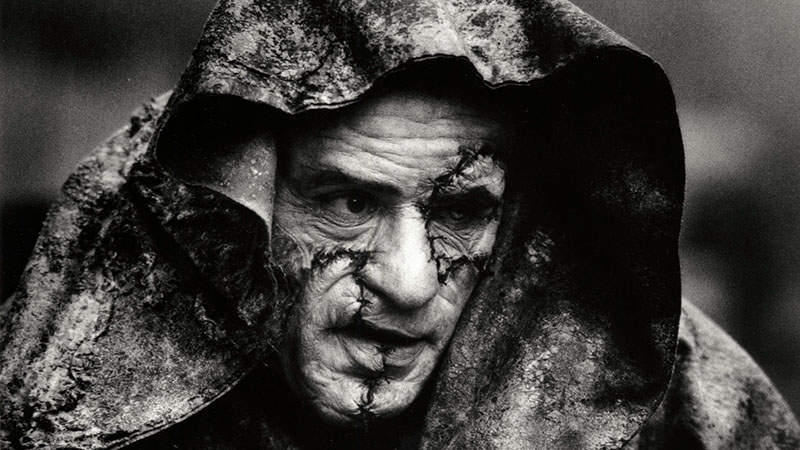 Robert de Niro, mint a teremtmény