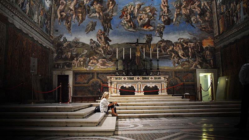 Különleges tárlat érkezik áprilisra a Sixtus-kápolnába
