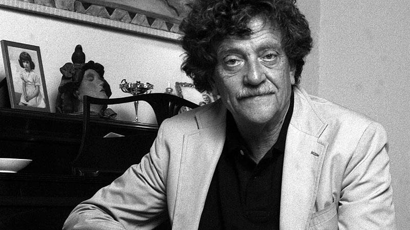 Kurt Vonnegut leveleit a fia találta meg a házuk padlásán
