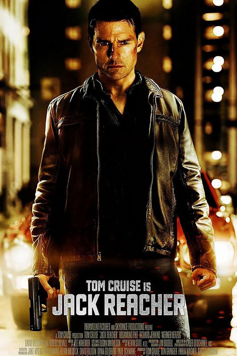 Tom Cruise Reacher szerepében