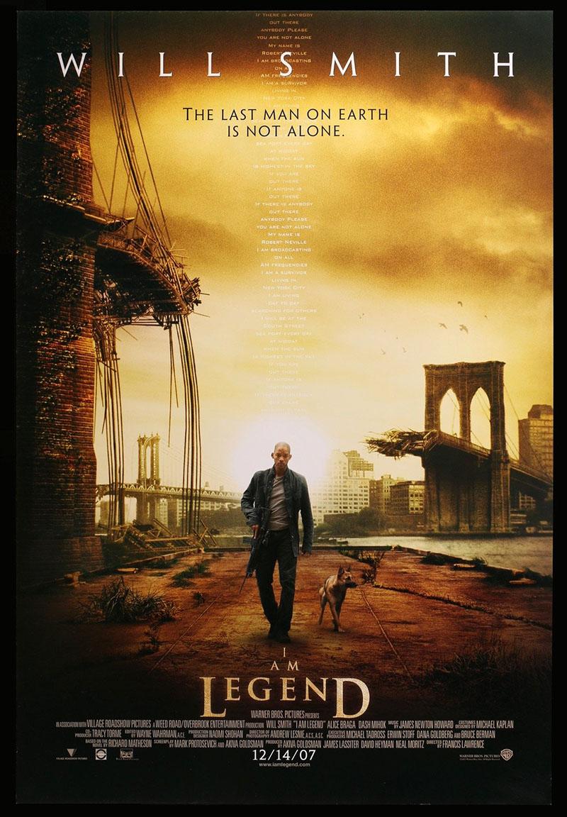 Legenda vagyok (2007)
