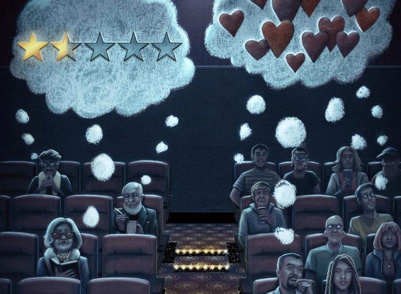 Film, melyeket utált a kritika