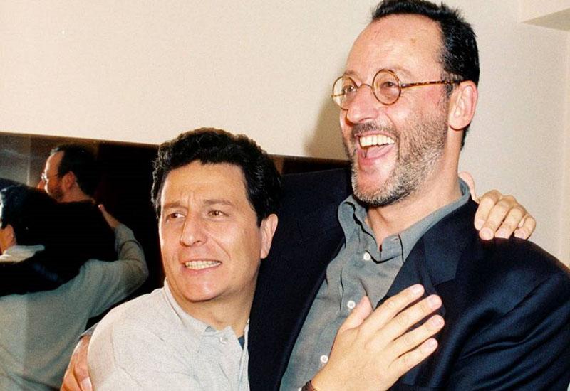 Christian Clavier és Jean Reno