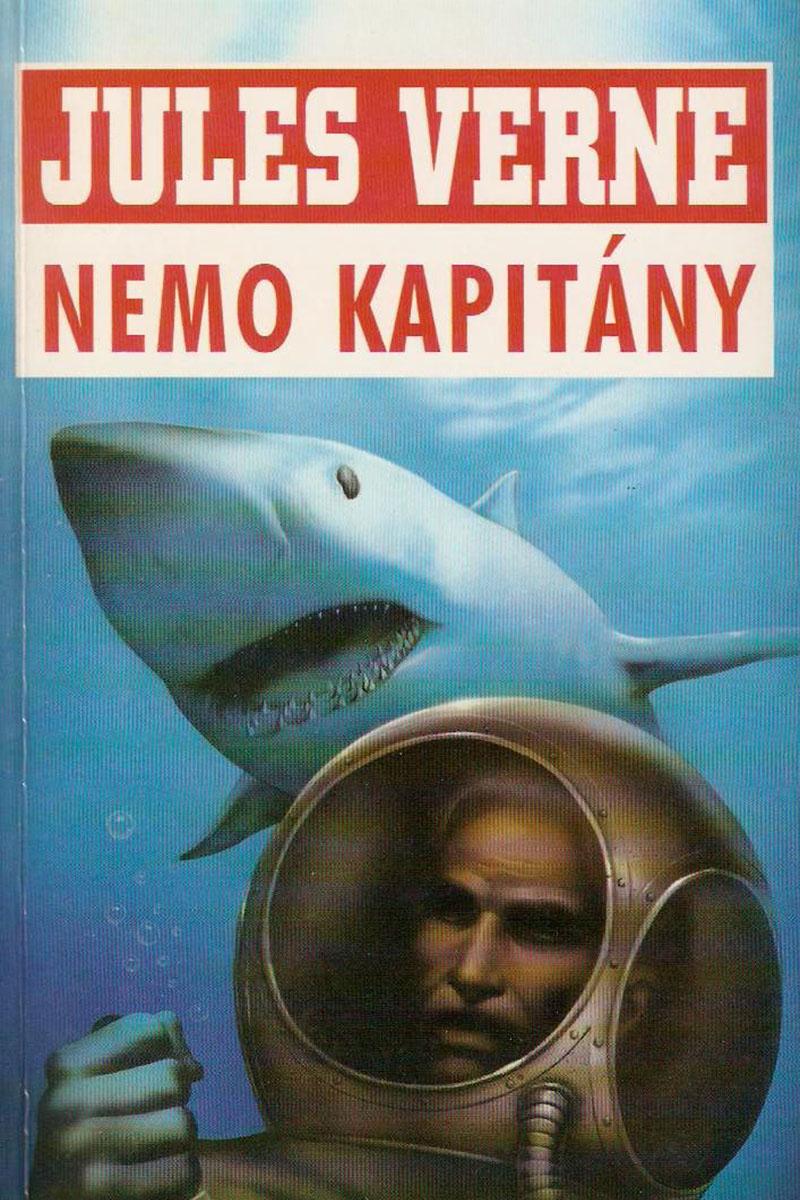 Jules Verne: Nemo kapitány
