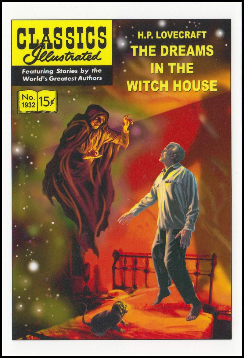 Álmok a boszorkányházban