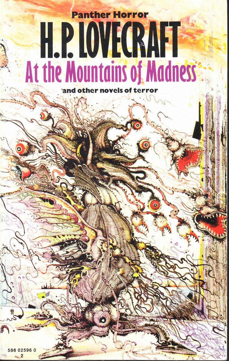 Az őrület hegyei